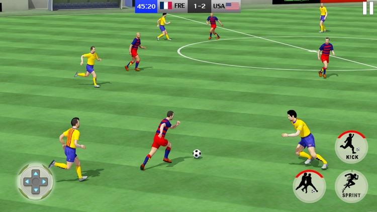Play Soccer 2020 - Real Match screenshot-4