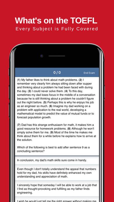 Top 10 Apps like Toefl Tpo Hdthe Best Toefl App In App Store