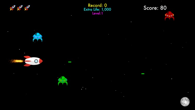 Space War !!! screenshot-3