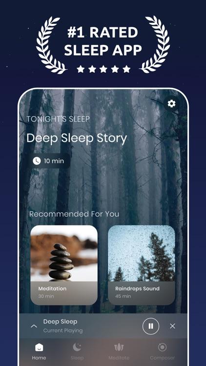 Sleep Sounds & White Noise screenshot-0