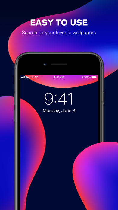 Omni Wallpapers Live HD Themes Screenshot