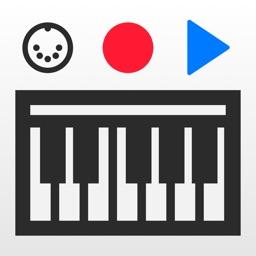 MIDI Recorder with E.Piano