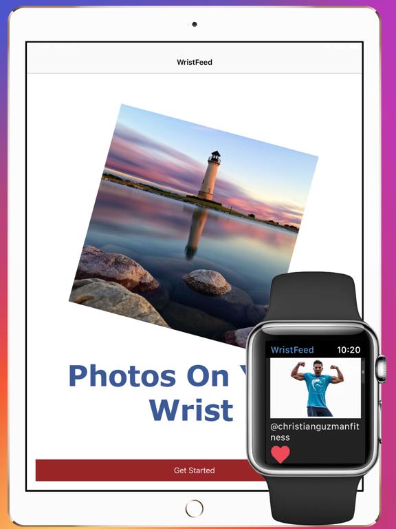 WristFeed for Instagram screenshot 5