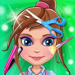 Super Hair Salon: Fashion Game