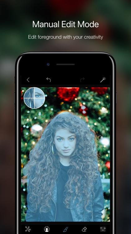 Phocus: Portrait Mode Camera screenshot-6