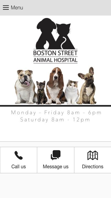 Boston Street Vet
