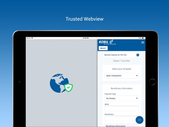 KOBIL Trusted Webview | App Price Drops