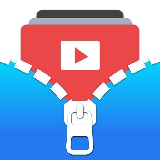 Oka - unzip file, video player