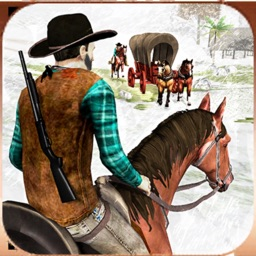 Old West Cowboy Gunslinger War