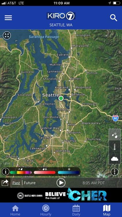 KIRO 7 PinPoint Weather App screenshot-5