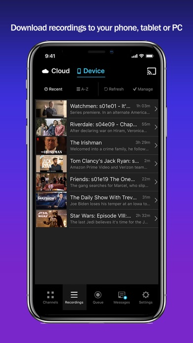 messages.download PlayOn Cloud - Streaming DVR software