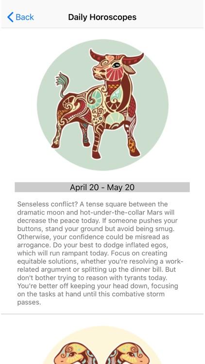 Live Daily Horoscope screenshot-6