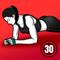 App Icon for Evde Plank Egzersizleri App in Turkey IOS App Store