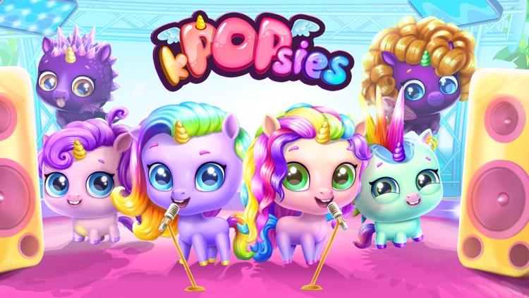 Kpopsies - My Cute Pony Band screenshot-7