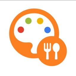食事記録で栄養管理-食事パレット-