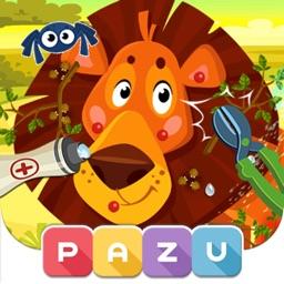 Safari Vet Care games for kids