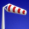 風天気と3Dコンパス