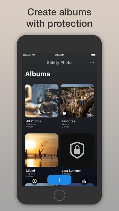 Safety Photo+Video Pro Screenshots