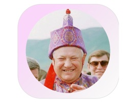 Yeltsin Stickers for your messages