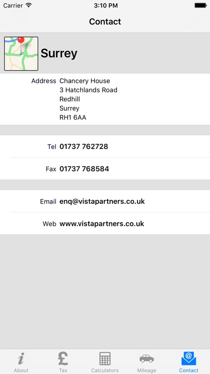 Vista Partners Ltd screenshot-4