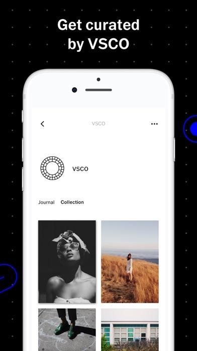 Screenshot for VSCO in United States App Store