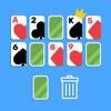 Garbage/ Trash Can - Card Game