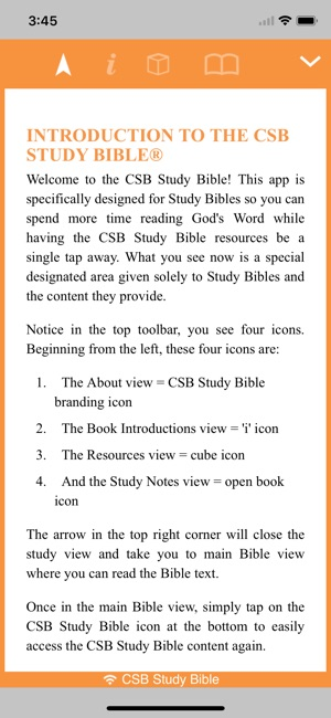 The CSB Study App on the App Store