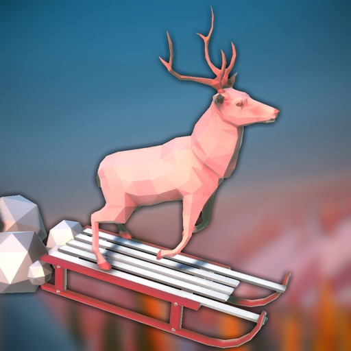 Animal Adventure Downhill Rush