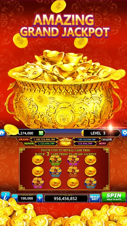 Vegas Casino Slots - Mega Win screenshot-0