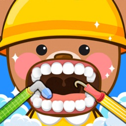 Brush Teeth Game
