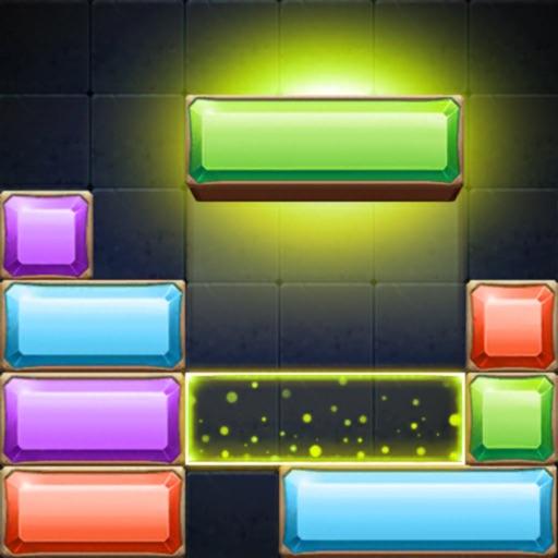 Slide Block : Jewel Dropdom