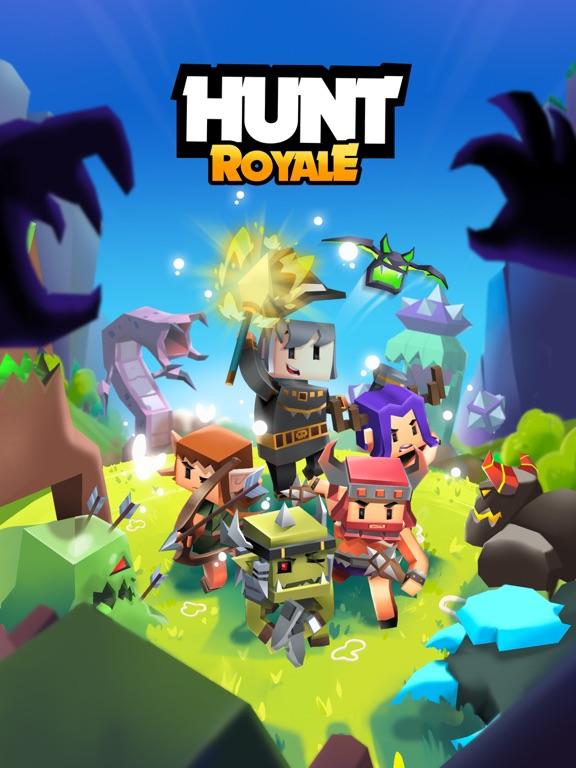 Hunt Royale: Epic PvP Battle screenshot 14