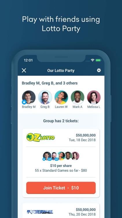 Oz Lotteries screenshot-6