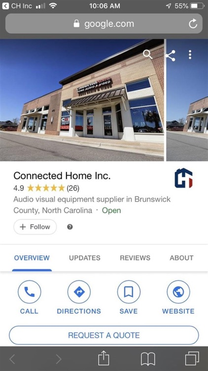 Connected Home Inc. screenshot-3