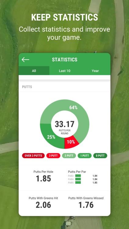 Golf GameBook Scorecard & GPS