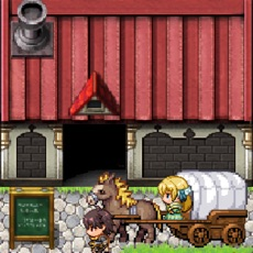 Activities of Fantasy Town Life:Cooking Shop