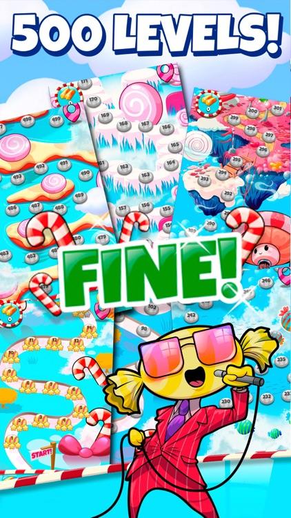 Candy Pop - Match 3 Jam screenshot-5