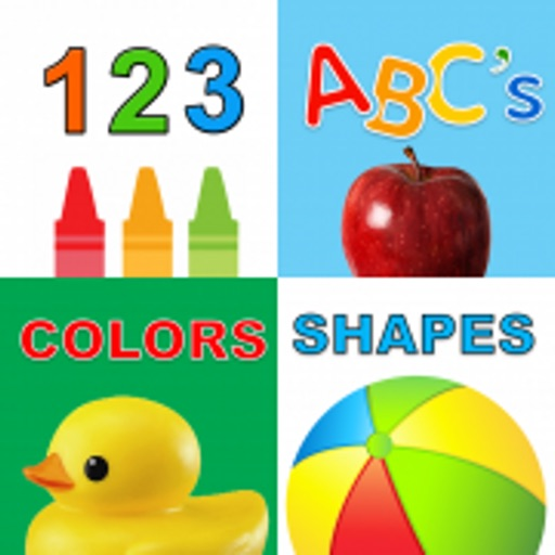 PreK Letters Numbers Learning