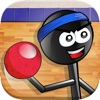 Stickman 1-on-1 Dodgeball