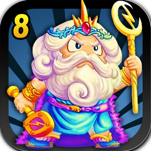Angel Town 8- idle games icon