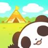 パンダと作ろう!キャンプ島 -Panda Camp-