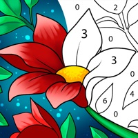 Paint by Number Coloring Game