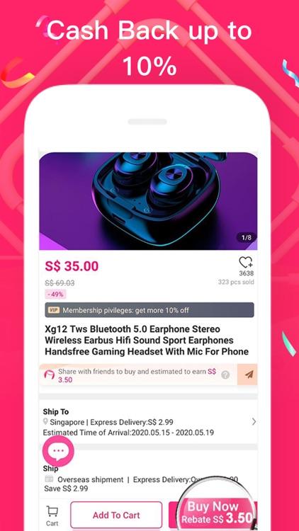 FanMart - Official Online Shop screenshot-5