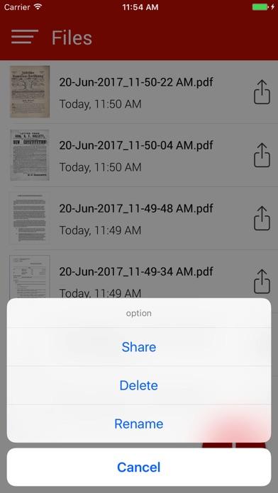 Genius PDF Pro屏幕截图5