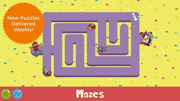 Hidden Pictures Puzzle Town screenshot-3