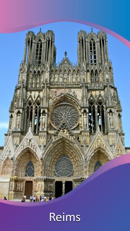 Reims Tourist Guide