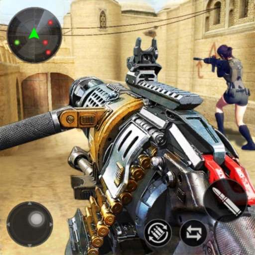 FPS Offline Strike:3D Shooter