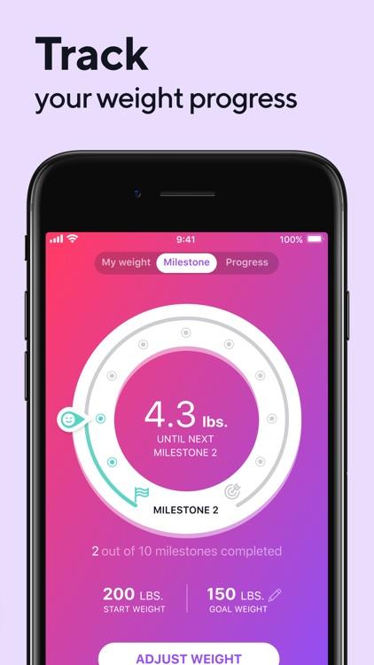 Organic Dance: Weight Loss App screenshot-6