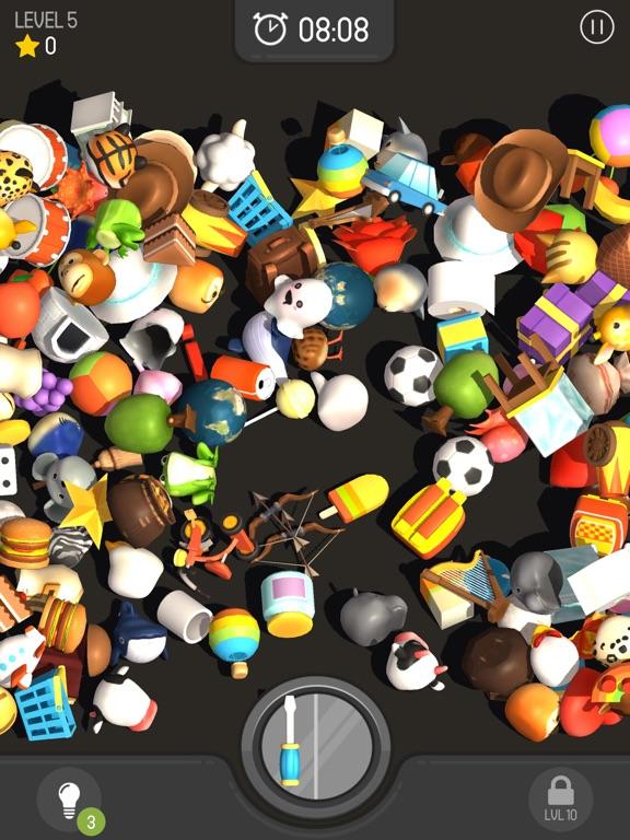 合わせる3D (Match 3D)のおすすめ画像4