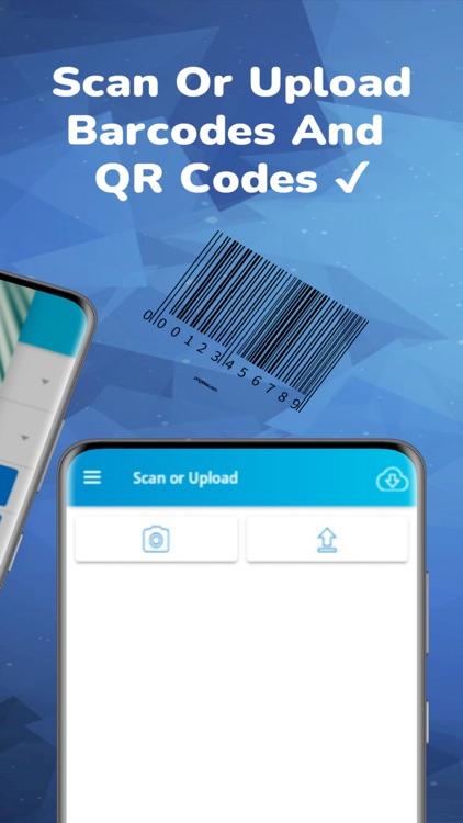 Barcode Reader & QR Generator